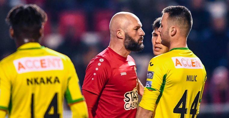 Antwerp laat tegen Oostende weer punten liggen in de strijd om Play Off I