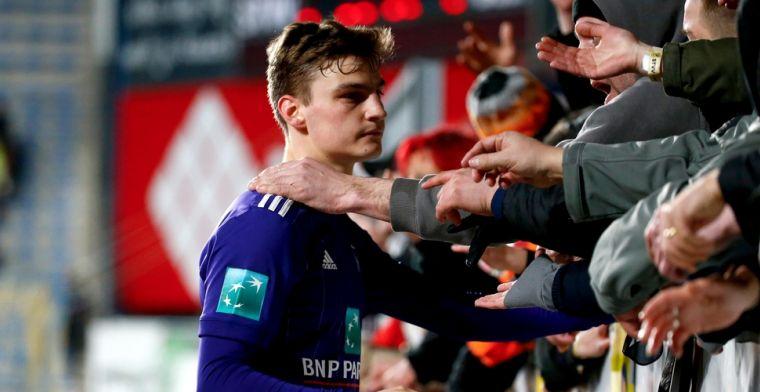 Gerkens luidt de alarmbel bij Anderlecht: Het is vijf voor twaalf