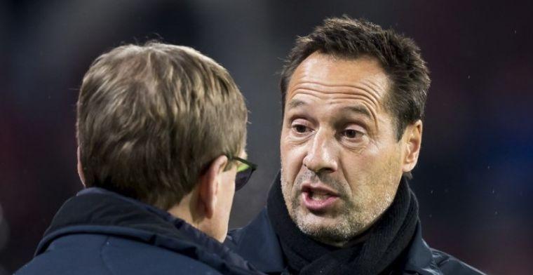 'Potentiële Ajax-trainer': 'Van 't Schip heeft een voetbalvisie die daar past'