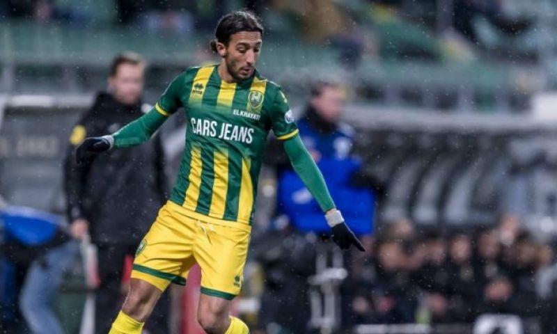 Afbeelding: Transfer bleef uit voor El Khayati: 'Ik heb wat gaten gehad in mijn cv'
