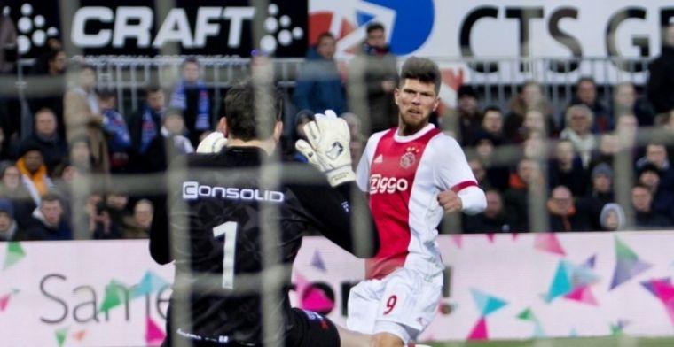 Ajax heeft PSV weer binnen bereik: Huntelaar beslist uitwedstrijd tegen PEC