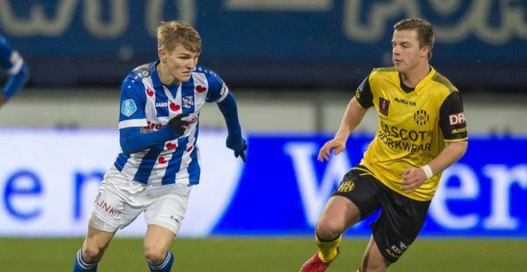 Anderlecht-huurling in bloedvorm, jonkie scoort vierde keer in vijf wedstrijden