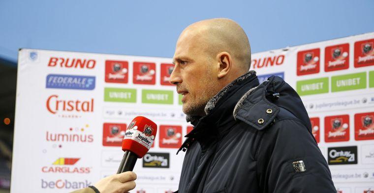 Clement baalt in Jan Breydelstadion: Eerder twee verloren punten