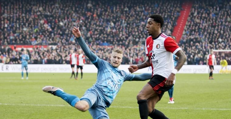 'Hij is niet heel goed, niet hard genoeg om bij een Nederlandse topclub te spelen'