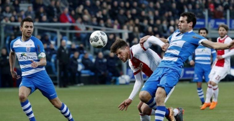 'Ajax is nu de best spelende ploeg van Nederland. Zo veel voetballend vermogen'