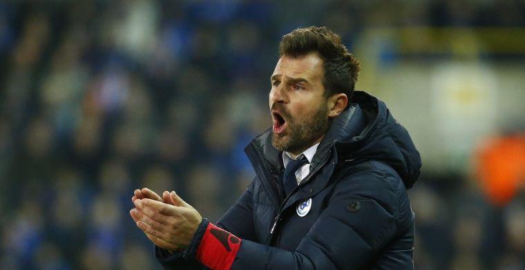 Coach Leko ergert zich bij Club Brugge: Dat is al voor de derde keer