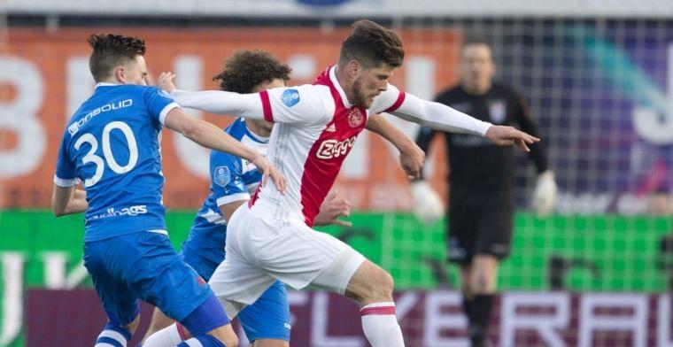 Veltman scoort punten bij fans na zien Huntelaar-beelden: 'Hoe heet die PSV'er?'