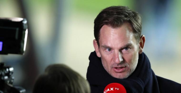 De Boer: 'Dat hij niet in goede doen is bij Feyenoord is duidelijk'