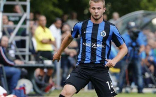 Afbeelding: Slecht nieuws voor Club Brugge, huurling verzamelt amper 13 minuten
