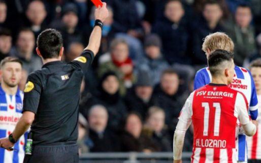 Afbeelding: PSV wil niets weten van fikse schorsing Lozano en gaat niet akkoord