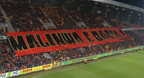 'Bij elke goal zie je fans onder het gewicht van historie emotioneel neerstuiken'