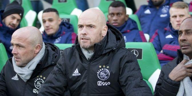 Ten Hag not amused en doet oproep aan KNVB: 'We spelen hier professioneel voetbal'