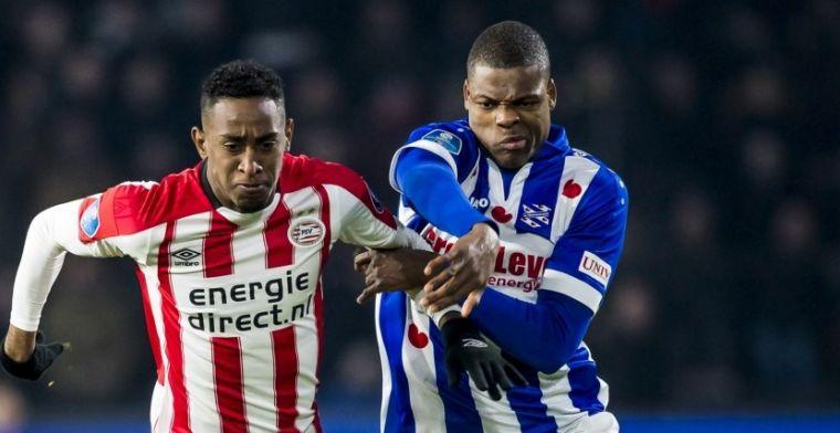 Bij PSV getipte Heerenveen-revelatie gevleid: PSV is een mooie club