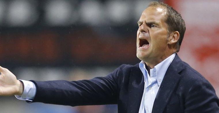De Boer adviseert Frenkie de Jong: 'Anders kom je uiteindelijk bij PEC terecht'