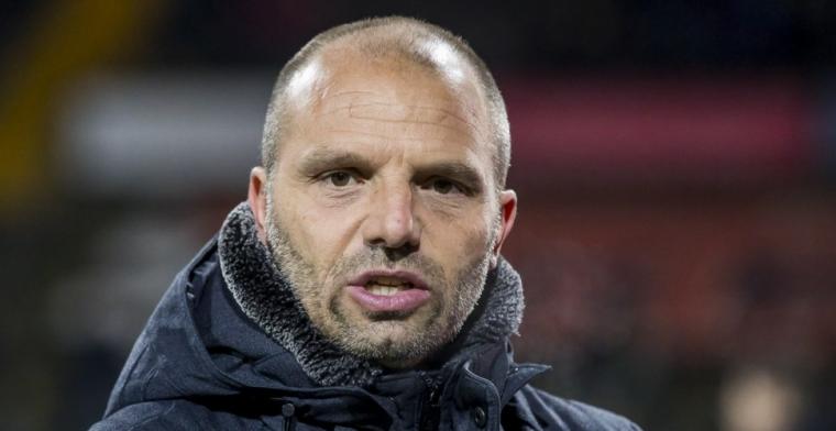 'Gewilde Steijn maakt indruk en staat op het lijstje van vier Eredivisie-clubs'
