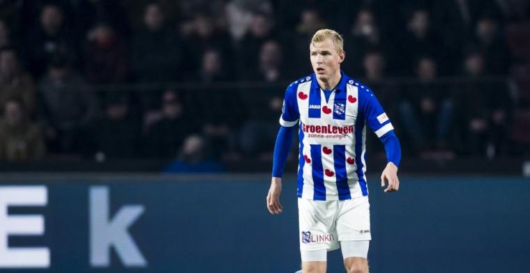 Weinig speelminuten na vertrek bij Feyenoord: Geen verklaring voor