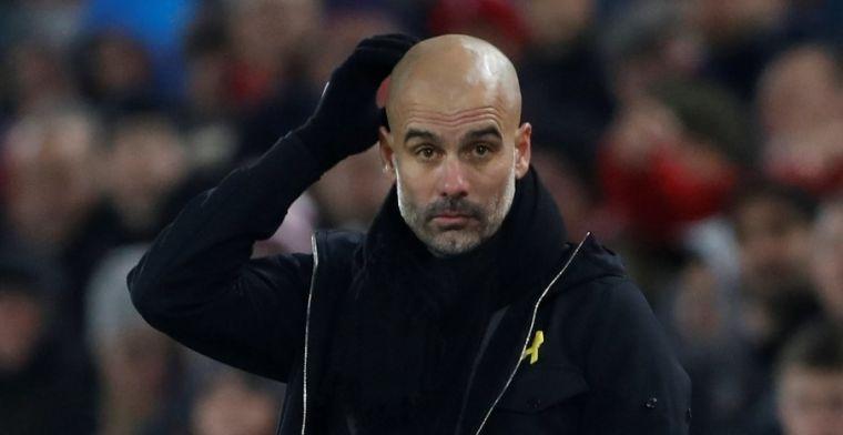 'Barça zit niet te wachten op transferstrijd en vreest voor bod van Guardiola'