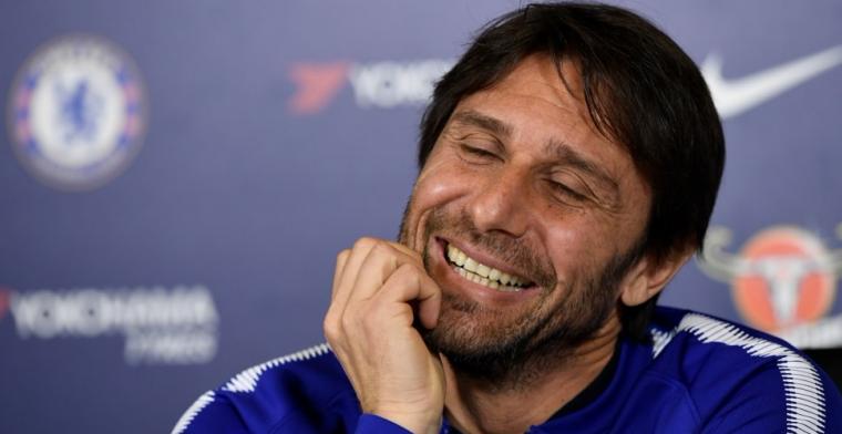 'Nieuwe maatregel van Conte bij Chelsea: verboden te lachen op training'