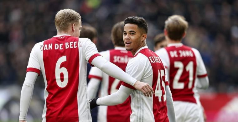 'FC Barcelona op de tribune in Zwolle voor vier pareltjes van Ajax'