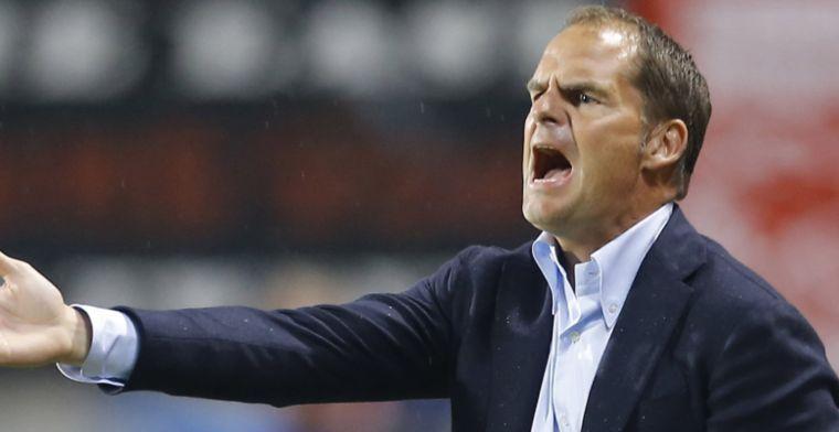 De Boer na opvallend ontslag in Jupiler League: 'Hij kon zo gemeen zijn'