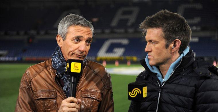 Joos en Degryse gaan in discussie: Hij zorgde voor ergernis bij Anderlecht