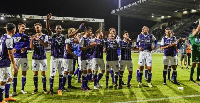 Beerschot Wilrijk doet Antwerp na: 'Basis van het succes'