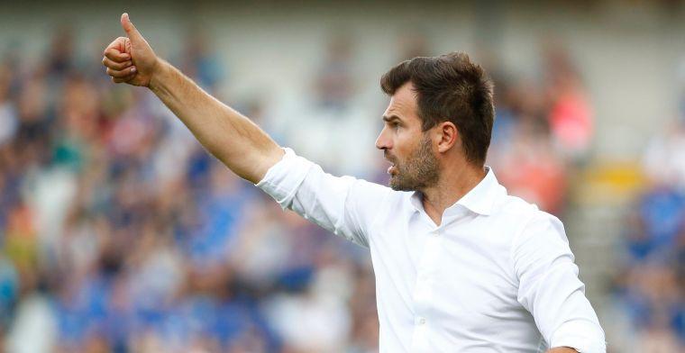 Bestuur van Club Brugge reageert na mindere resultaten: 'Genk niet op de foto'