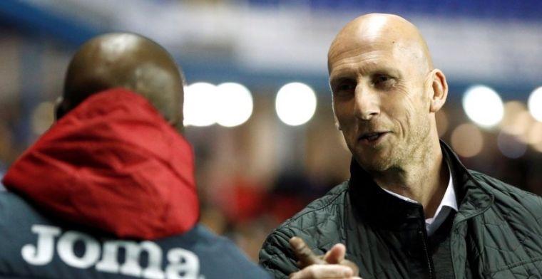 'Zwaard van Damocles hangt boven hoofd Nederlandse trainer: ontslag bij nederlaag'