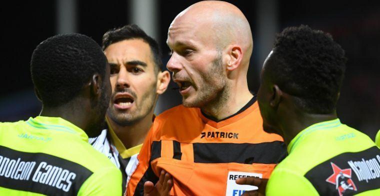 Refs Delferière, Vertenten en Boucaut krijgen andere rol in de Jupiler Pro League