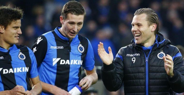 Club Brugge doet er alles aan om klaar te zijn voor topper tegen Standard