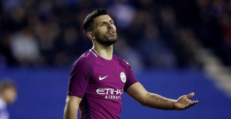 Update: 'Meppende en bespuugde Agüero vrijuit; clubs worden wel aangeklaagd'