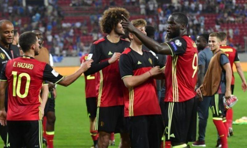 Afbeelding: Drie tegenstanders van Rode Duivels voor het WK bekend, duel tegen Ronaldo en co