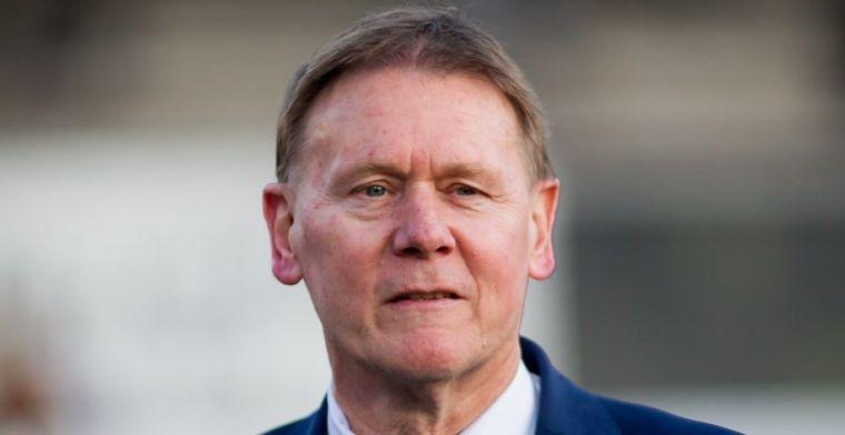 VVV-voorzitter baalt van Ajax: 'Enige wat ze doen is centen en titels tellen'