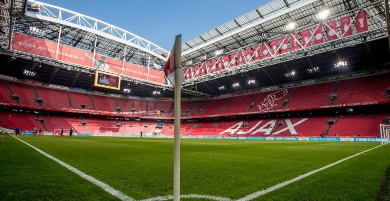 'Talent komt op proef bij Ajax: tripje van drie weken naar Amsterdam'