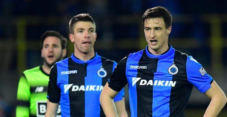 'Gent-spelers zijn verantwoordelijk voor nieuwkomer van Club Brugge'