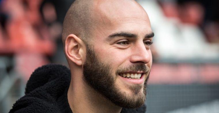Boymans betwist transfernieuws: 'Kijken welke clubs geïnteresseerd zijn'