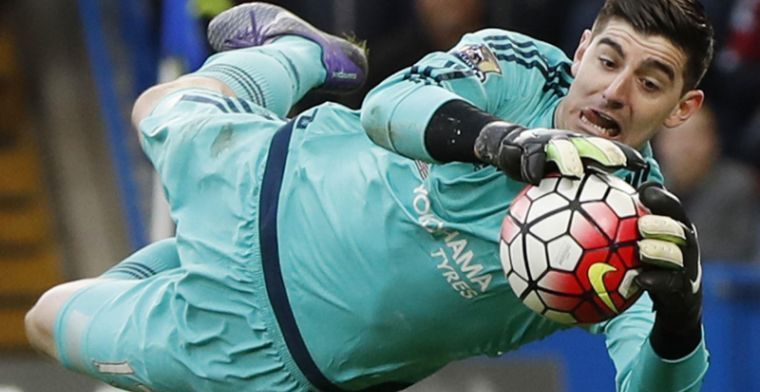 Courtois geeft Chelsea-fans dan toch hoop: Dat zal ik niet vergeten