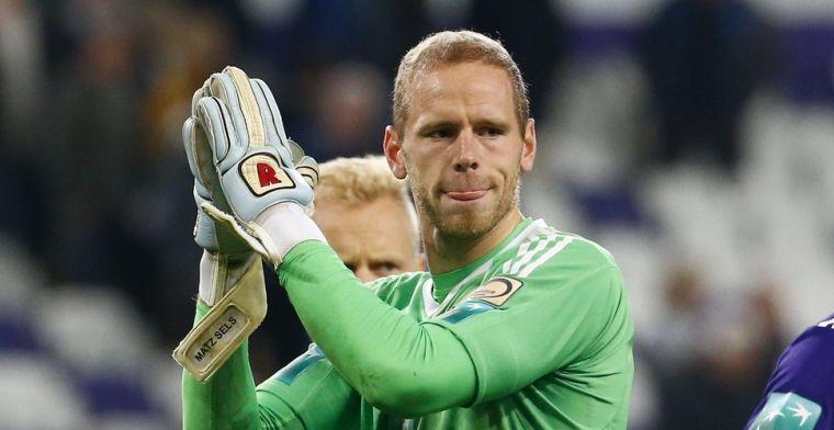 Anderlecht-speler mikt op WK: Het gaat tussen mij en hem