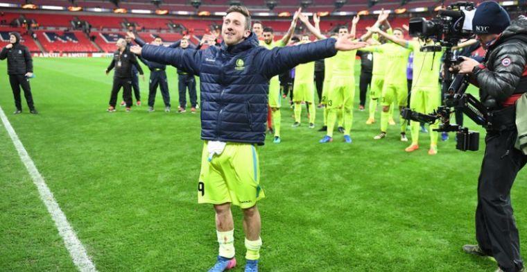 Exact een jaar geleden: AA Gent zorgt voor megasensatie op Wembley