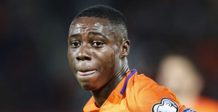 'Promes blijft gewild: nummer vier van Spanje scout Oranje-international'