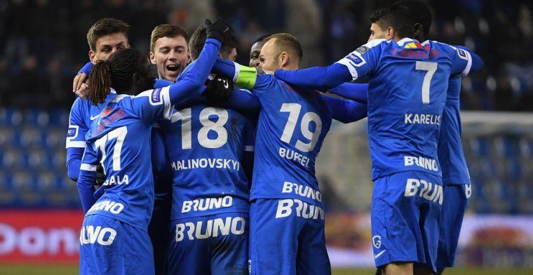 Genk Doet Goede Zaak In Strijd Om Play Off 1 Antwerp Moet Beginnen Vrezen Voetbalprimeur Be