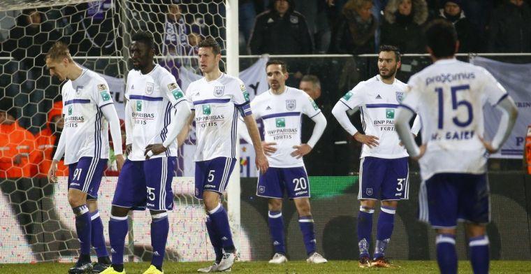 'Ik heb Anderlecht nog nooit zo chaotisch gekend, ik walg van dit verhaal'