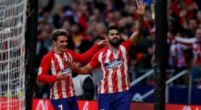 Imagen: Costa retó a Griezmann en el entrenamiento del Atlético de Madrid