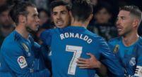 Imagen: Marco Asensio, baja en el entrenamiento del Real Madrid