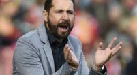 """Imagen: Machín se sincera: """"Llegue a Girona con una mano delante y otra detrás"""""""