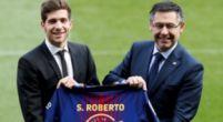 Imagen: El técnico del FC Barcelona se rinde ante Sergi Roberto, 'una bendición'