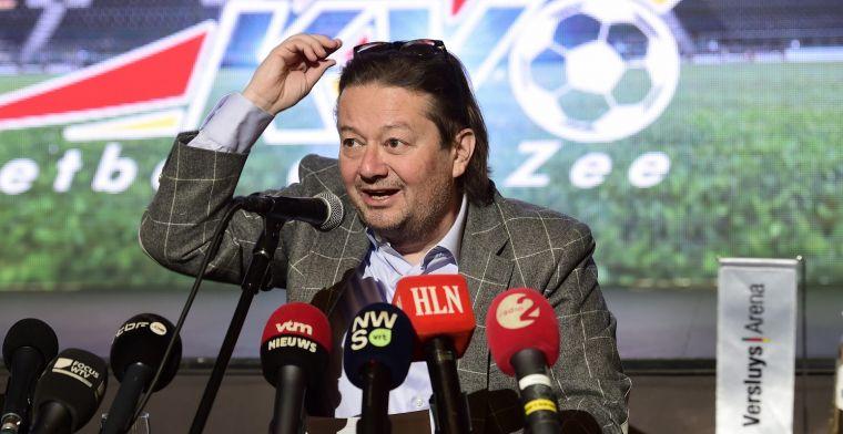 Coucke heeft dreigende taal voor Anderlecht-kern: Dan vlieg je eruit