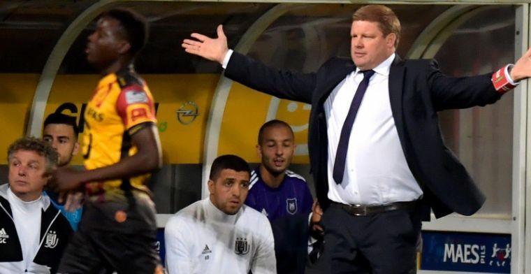 Blijft Vanhaezebrouck bij Anderlecht? Coucke geeft antwoord