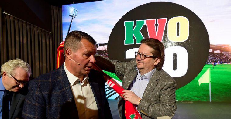 'Voormalig STVV-man kan naar KV Oostende verhuizen'