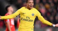 Imagen: Trifulca online de Mbappé con el jugador que casi le rompe la pierna